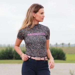 Sambucco shirt panter roze